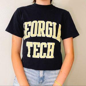 georgia tech graphic tee